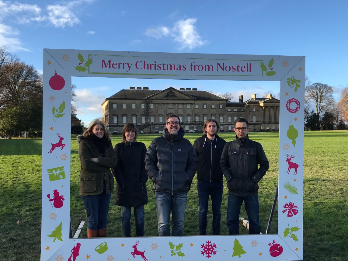 nostell xmas our agency